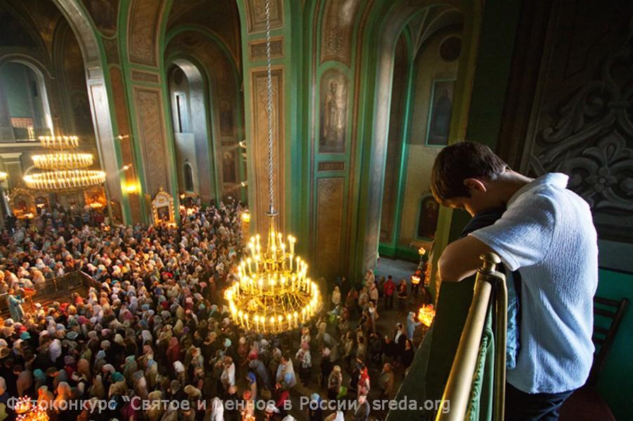 Денис Демков - Сверху. Фотопроект Святое и ценное в России