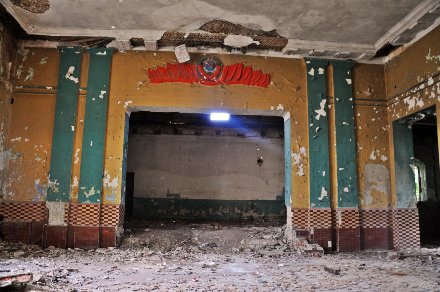 Советский кинотеатр