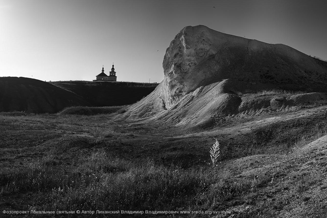Храм в Шопино