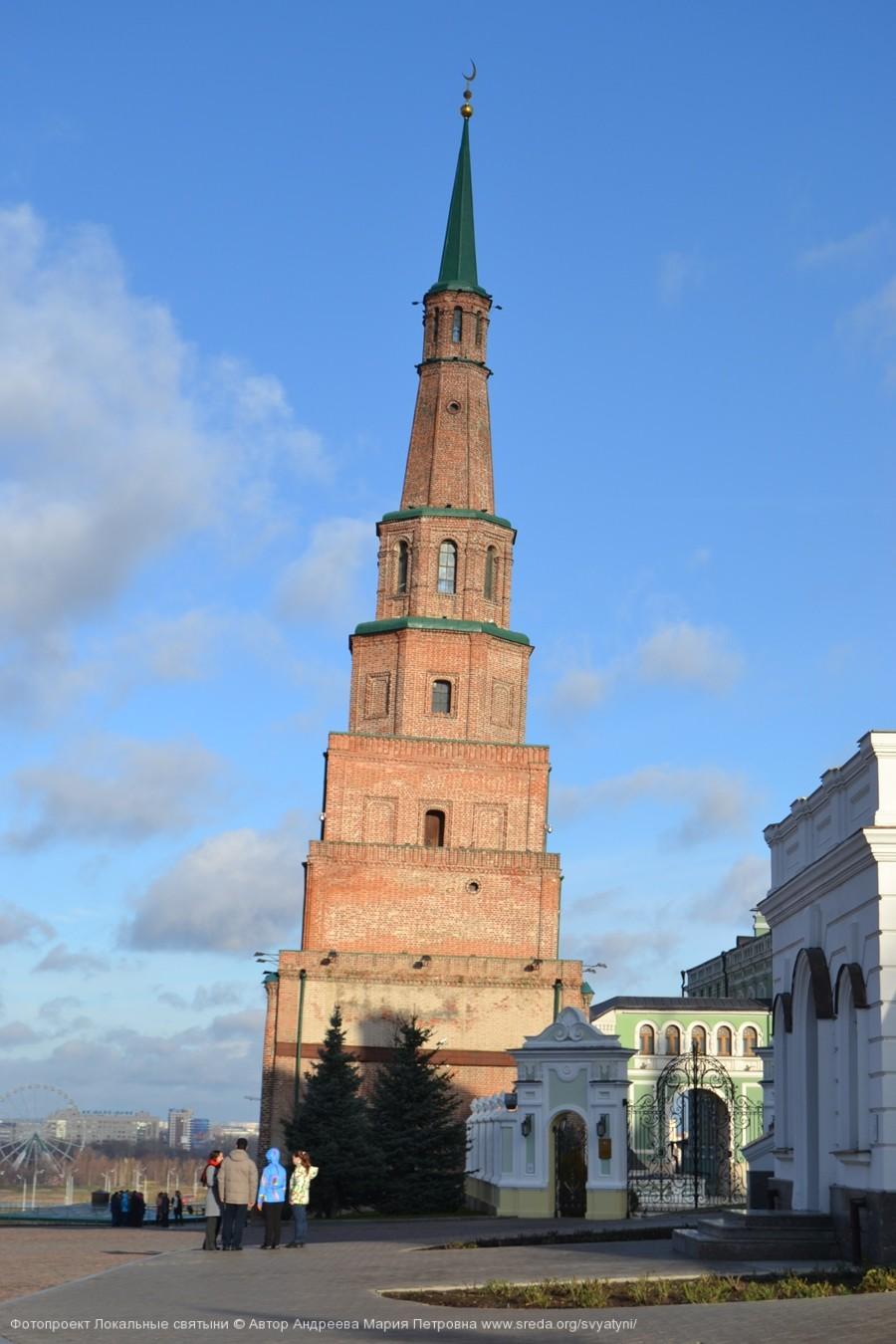 Достопримечательность Казанского Кремля