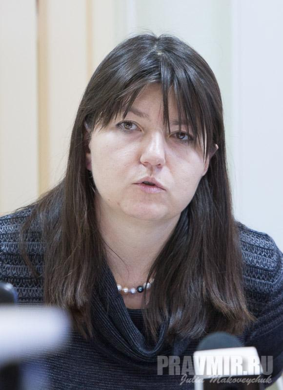 Юлия Юрьевна Синелина
