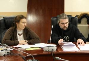 Мария Мчедлова и Иван Давыдов