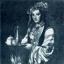 Tatarka-v-natsionalnom-kostyume-18-veka
