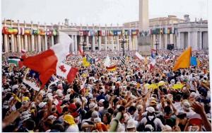 Всемирный День Молодёжи в Риме