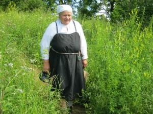Ирина Меркурьевна - соборная староверка