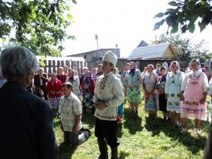 Праздник Сурем. Д.Карамассы, Волжский р-н, РМЭ. 22 июля 2012