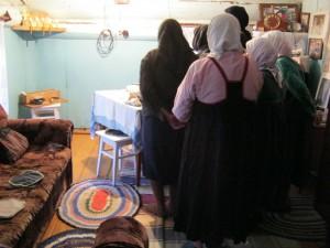 Ядро староверческой общины - соборные старушки