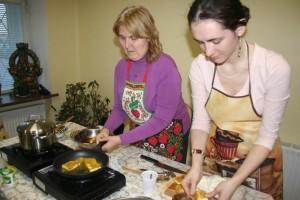 кулинарные курсы Рада март 2013