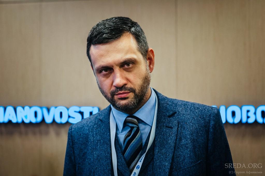 Второй Московский международный форум Религия и мир - Владимир Легойда