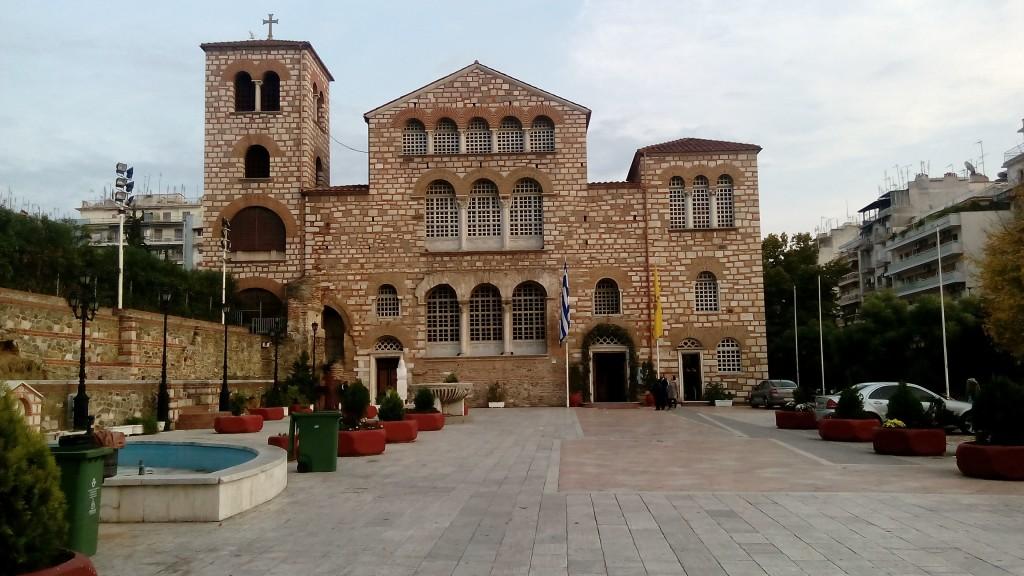 Базилика Св.вмч.Димитрия Солунского