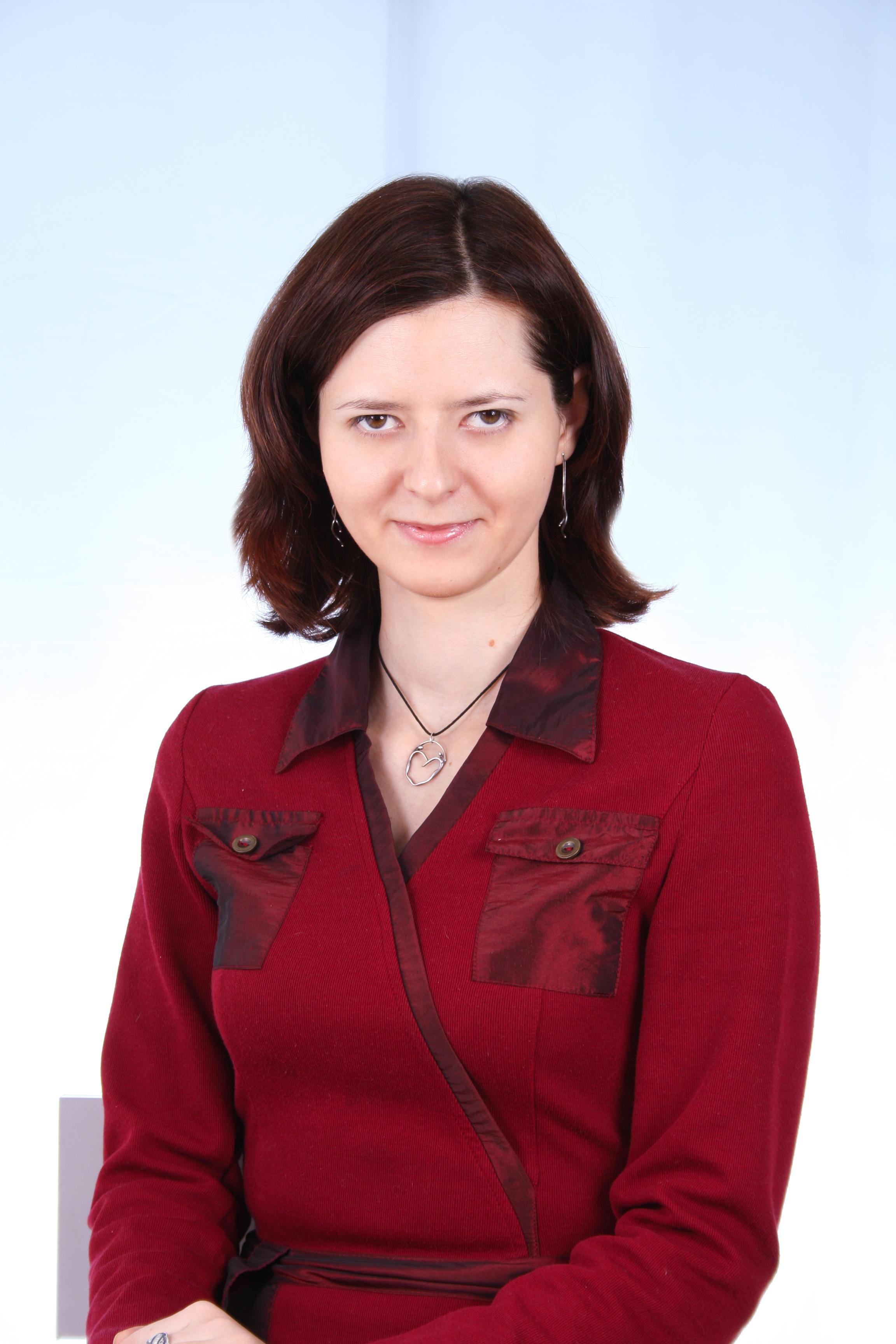 Орлова Анна Владимировна
